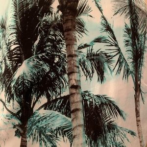 1. State Dresses - 1. State Palm Tree Photo Print Shift Dress